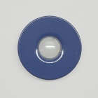 houseArt Artist Series doorbell button - bonita blue