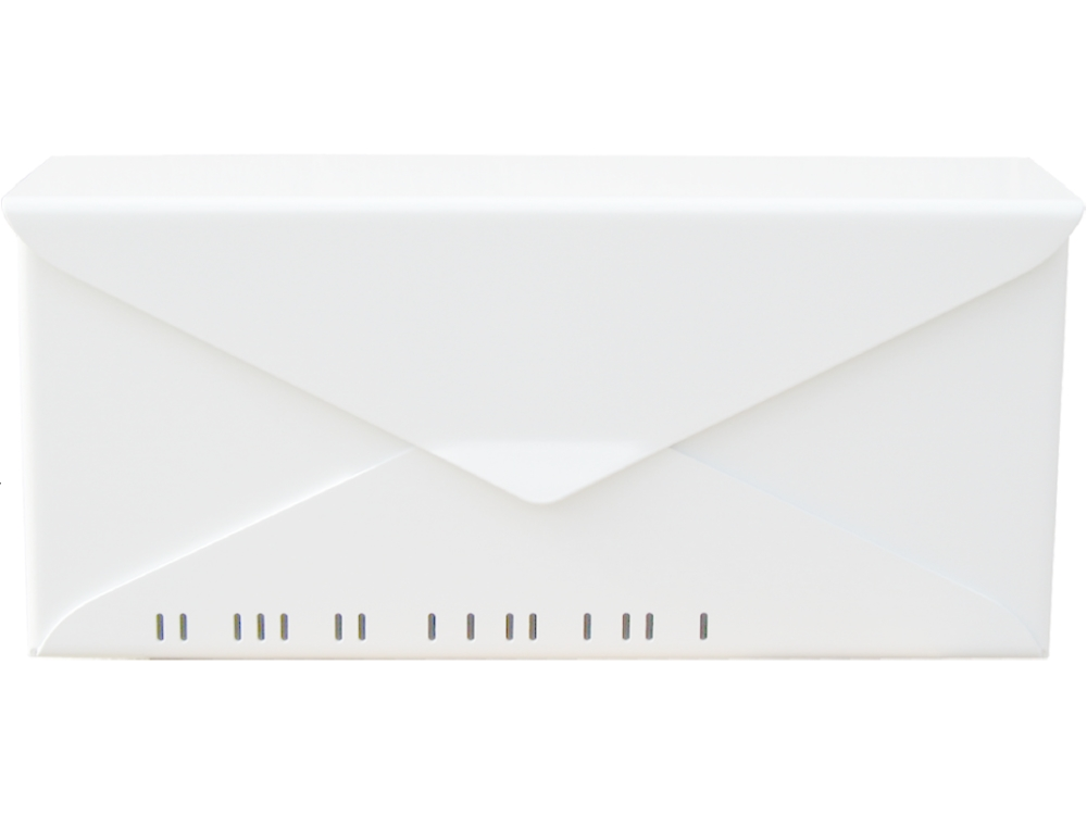 houseArt No10 Letterbox WallMount Mailbox